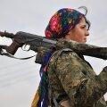 Hollandi uuring: naised on sõjaolukorras täpselt sama julmad kui mehed