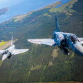 """""""Миражи"""" французских ВВС совершат полеты над Эстонией на малых высотах"""
