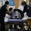 USA ööpäevane Covid-19 surmade arv tõusis üle 1000