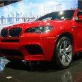 BMW X6 maastur