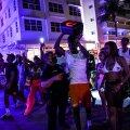 VIDEO | Mis koroona, tuhanded noored pidutsevad Miamis justkui homset poleks