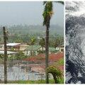 VIDEO: Fidžit tabanud tormis on hukkunud viis inimest