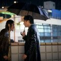 """VENNAD: Sarja """"Giri/Haji"""" keskmes on vennad, kellest üks on yakuza liige (Yōsuke Kubozuka, vasakul) ja teine politseinik (Takehiro Hira)."""