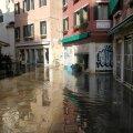 Suurvee tagajärjed Veneetsias