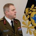 Kindral Terras Rootsi ajalehele: meie maast ei saa mõne tunniga üle sõita