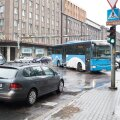 Ummik Narva mnt ristmikul