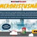 LUMEKORISTUSMÄNG | Pane end Tallinna linnaisade kingadesse: kui ruttu õnnestub sul linnatänavad lumest puhtaks saada?