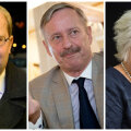 Urmas Paet, Siim Kallas ja Marina Kaljurand