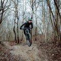 Just takistused teevad Vova jaoks rattasõidu elamuslikuks.