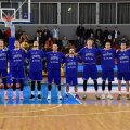 Eesti korvpallikoondis Põhja-Makedoonias.
