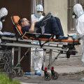 Число случаев заражения коронавирусом в России превысило 300 тысяч