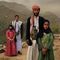 Pea pooled Jeemeni naised on abiellunud lapsena