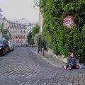 Ülestähendusi Montmartre'i mäelt | Pole mõtet üle mõelda olukorras, kus olen silmitsi inimestega, kes on magamata öö ja viski mõju all