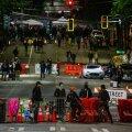 Trump lubas meeleavaldajate poolt autonoomiaks kuulutatud Seattle´i politseiprii tsooni tagasi võtta