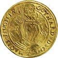 Gotthard Kettleri kuldmünt