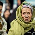 Apatani naiste näod tätoveeriti, et neid ei ihaldaks naaberhõimu mehed.