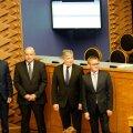 DELFI FOTOD | Uued ministrid andsid riigikogu ees ametivande ja astusid ametisse