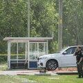 FOTO: Kanadas lasti oma kodu lähedal BMW maasturis maha kõrge maffiapealik, ekspertide sõnul on tegemist verise võimuvõitlusega