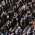 Jaapani peaminister saatis parlamendi alamkoja laiali