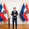 Austria liidukantsleril Sebastian Kurzil seisab ees umbusaldushääletus
