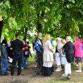 Viljandis toimus puude kaitsmiseks meeleavaldus