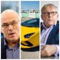 Sadu tuhandeid eurosid maksvad sportautod: vaata, milliseid luksusautosid eelistavad tuntud ettevõtjad ja jõukad eestimaalased