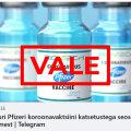 FAKTIKONTROLL | Internetis luisatakse nagu Tanel Kiik ei plaaniks end koroona vastu vaktsineerida. Plaanib küll