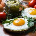 Viraalne retsept   Kui hea mõte! Maailma vallutab uus ja imelihtne viis, kuidas hommikused munad erakordselt maitsvaks praadida