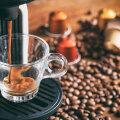 Kohvikapslid on küll mugavad, kuid kahjuks mitte keskkonnasõbralikud