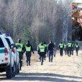 FOTOD: Prokurör: neli perekonnaliiget mõrvanud leedulasel oli selge eesmärk tappa