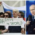 Vladimir Putin väisab täna Krimmi