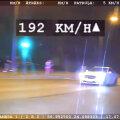 VIDEO | Riias tabati 192 km/h kihutanud auto roolist vaid 16-aastane poiss