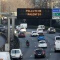 Elektrooniline liiklusteavitus Prantsusmaal