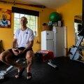 Jõutreeningud saab vajaduse korral tehtud koduses garaažis.