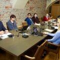 Sotsiaalkomisjon kohtus Üllar Lennoga.
