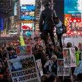 VIDEO ja FOTOD: Politseivägivallavastased meeleavaldused levisid üle kogu USA