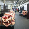 Туннели, морозильники и привидение: экскурсия по подвалам Рижского центрального рынка