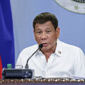 Filipiinide president Duterte ähvardas vaktsineerimisest keeldujad vangi panna