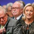 Le Penide perekonnatülis on peale jäämas tütar: isa loobus valimistel kandideerimast