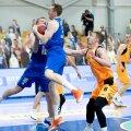 Korvpall BK Ogre vs Pärnu Sadam