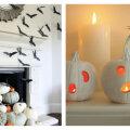 TEE ISE | Lihtsad ja efektsed Halloween'i kaunistused koju ja aeda