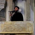 Islamiriigi juht lindistusel: ma olen jätkuvalt elus