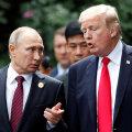 Vladimir Putin ja Donald Trump Vietnamis