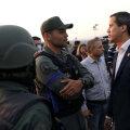 Venezuela opositsiooniliider Guaidó kutsus sõjaväge ülestõusule