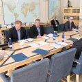 Riigikaitsekomisjoni tööruumid