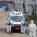Tapva viirusega kimpus Hiina tõrjub endiselt rahvusvaheliste ekspertide abi