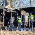 Tulekahjust eluga pääsenud naine kirjeldab, mis öösel juhtus.