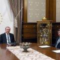 Meedia: Türgi peaminister Davutoğlu astub tagasi varsti toimuval parteikongressil