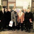 FOTOD: Külastus, millest palju ei mäletata: Putin käis ka 1996. aastal Eestis majandussuhteid silumas