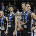 Eesti klubi jõudis Balti liiga finaali ainult korra. 2016. aastal pidi Tartu tunnistama Šiauliai paremust.